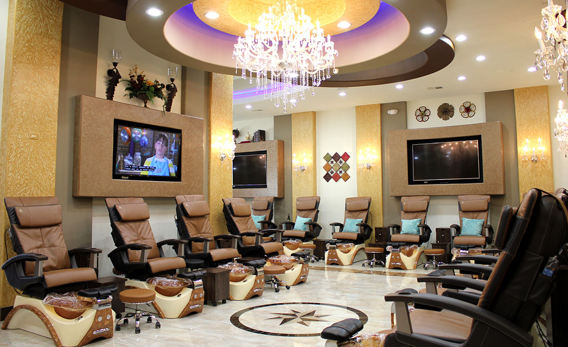 Majestic Nail Spa | Nail Salon | 11750 US Hwy 380E # 320 Crossroads ...